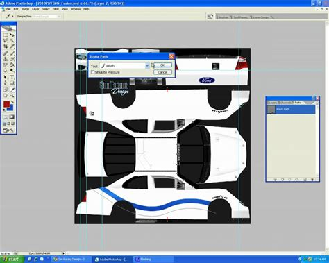 nr2003 car templates images