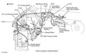 1999 dodge ram heater blower motor runs on high only