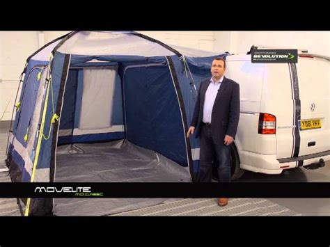 Glossop Caravans Awnings Outdoor Revolution Movelite Midi Classic Awning
