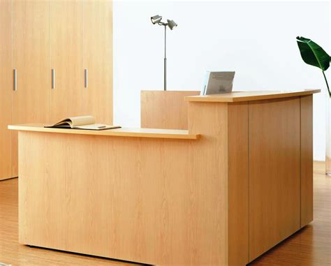 small l shaped reception desk home design l shaped