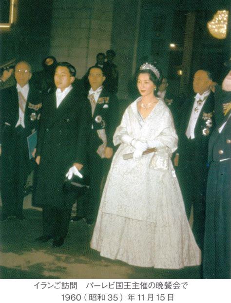 Michiko Moca glittering royal events message board past japanese