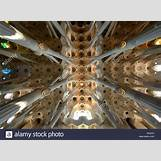 Gaudi Sagrada Familia Ceiling | 1300 x 956 jpeg 214kB