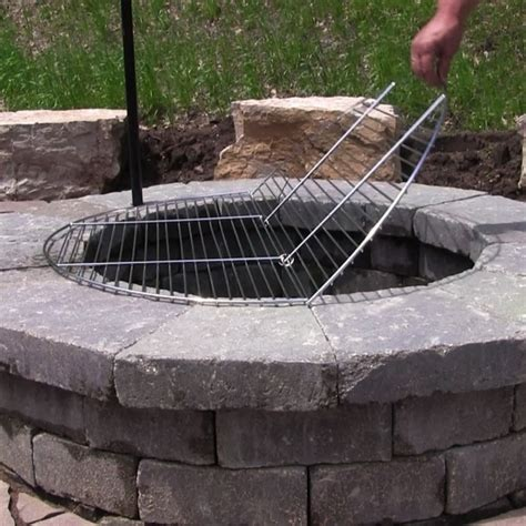 chiminea cooking grate grill grate for fire pit fire pit ideas