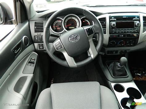 2012 Toyota Tacoma Interior by 2012 Toyota Tacoma X Runner Interior Photo 58335203