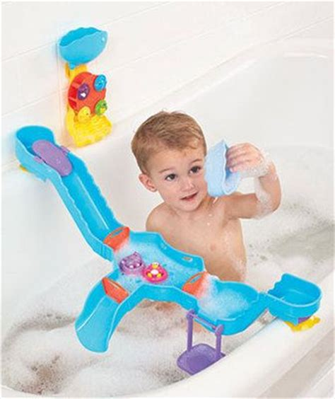 Toddler Bath Tub For Shower tub time water park play set kids child baby toddler bath