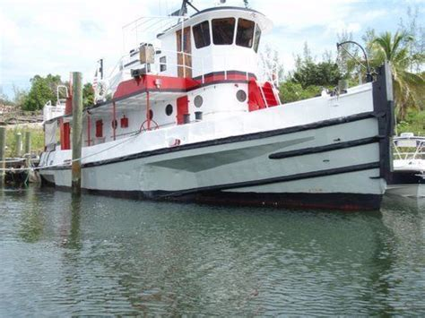 private tug boats for sale tug boat live aboard 72 all steel vessel tugboat