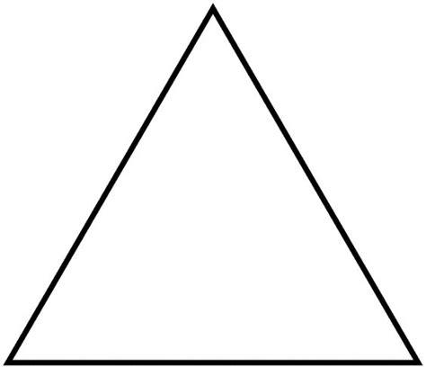 triangle template triangles triangle template and triangle shape on