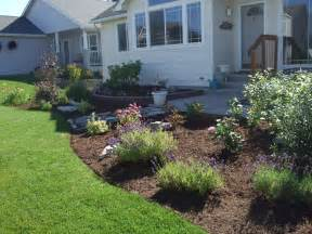 the folks at home front yard landscaping