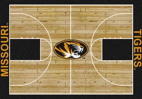 mizzou rug missouri tigers mizzou basketball court rug ebay