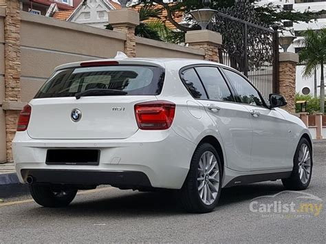 bmw 116i 2014 bmw 116i 2014 1 6 in penang automatic hatchback white for