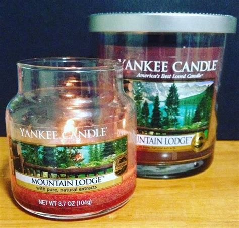 lodge candele yankee mountain lodge candle reviews candle frenzy