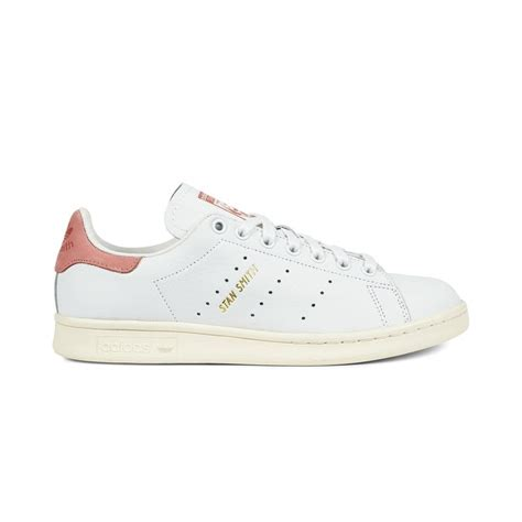 Original Adidas Stan Smith Pink adidas originals stan smith white white pink 109 00 s80024 sneakers low graffitishop