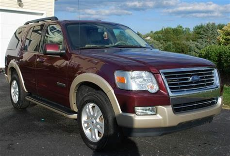 how cars engines work 2008 ford explorer sport trac lane departure warning find used 2008 ford explorer eddie bauer sport utility 4 door 4 0l in dover pennsylvania