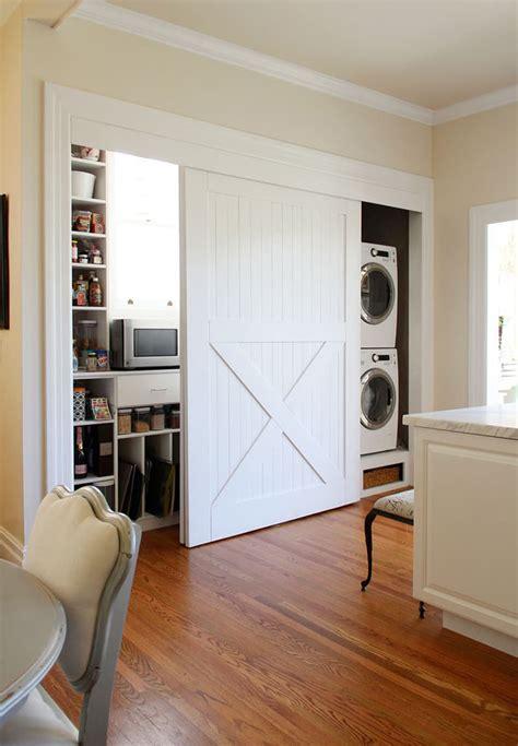 Mesin Cuci Pintu Depan inilah alasan untuk menggunakan pintu geser di rumah
