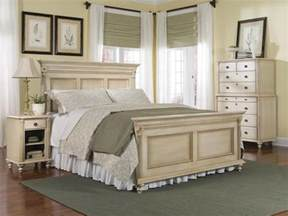 durham furniture savile row 4 piece panel bedroom set in
