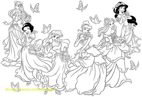 disney princess coloring pages hd disney princess coloring pages hd coloringpageforkids co