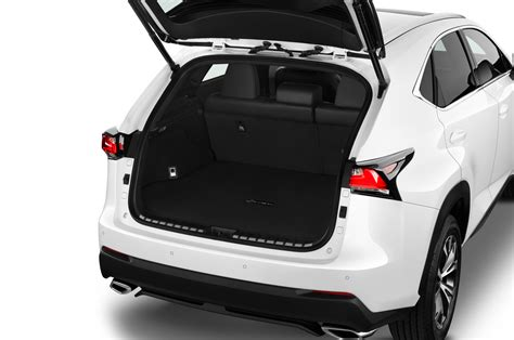 lexus nx interior trunk lexus nx300h reviews research used models motor trend