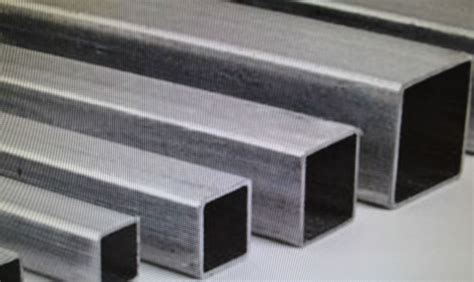 Aluminium Square Hollow Bar Rod Tube Box Section 1 2 Quot 5 8