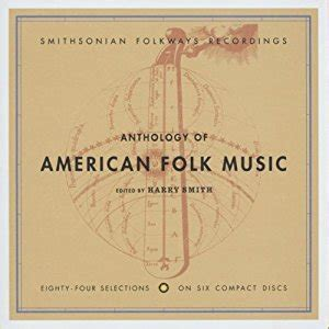 Wedding Album Recording Artist by Various Artists Anthology Of American Folk Edited