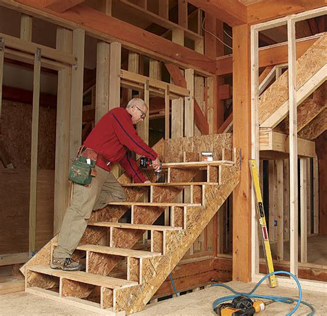 fine homebuilding login related keywords suggestions for stair framing