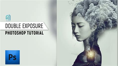 tutorial multi exposure double exposure effect photoshop manipulation tutorial