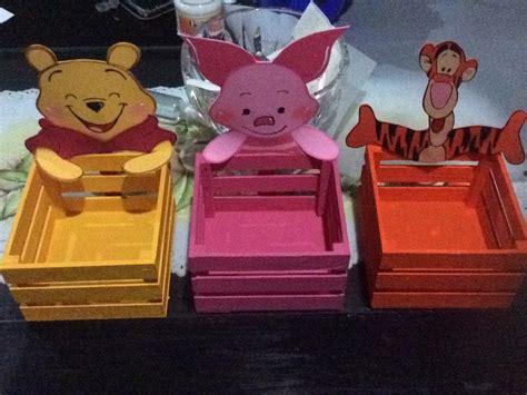 imagenes de winnie pooh en foami dulceros winnie pooh proyectos en foami pinterest
