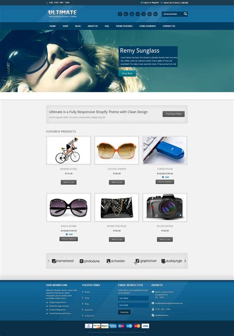 shopify themes breadcrumb 15 attractive minimal ecommerce shopify themes