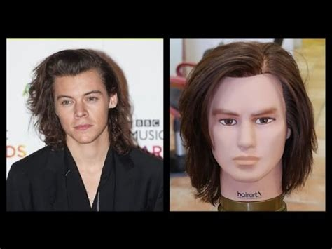 Harry Styles Hair Tutorial 2010 harry styles new haircut hairstyle tutorial