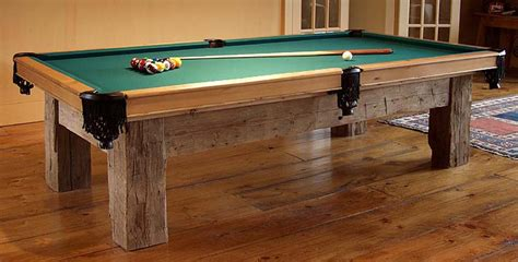 build   pool table finewoodworking