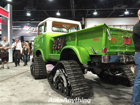 Way Of Jeep 9 Of The Best Worst Weirdest Vehicles From Sema 2014