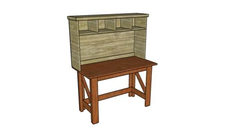 simple desk plans simple desk hutch plans myoutdoorplans free woodworking plans and projects diy shed wooden
