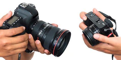Lensa Zoom Canon 60d apa itu kamera mirrorless bedanya dengan dslr