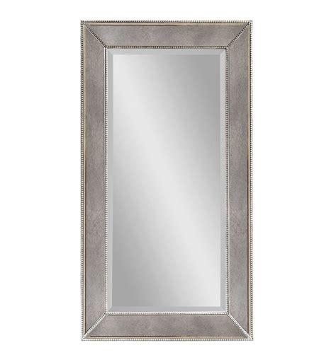 beaded wall mirror bassett mirror murano beaded rectangular wall mirror in