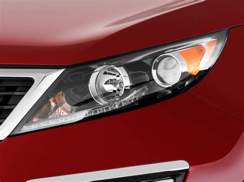 Kia Sportage Headlight Replacement Image 2012 Kia Sportage 2wd 4 Door Ex Headlight Size