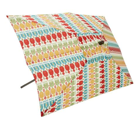 pattern patio umbrella 10 cool patio umbrellas for your outdoor space chatelaine