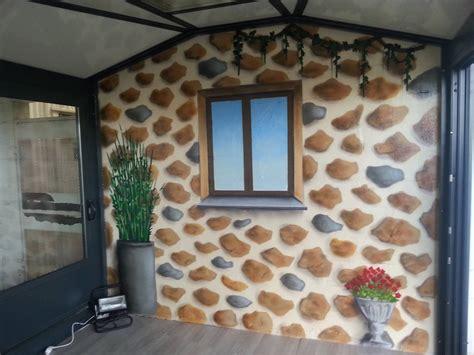 decoration mur exterieur maison cuisine fresques d 195 169 cor trompe l oeil deco
