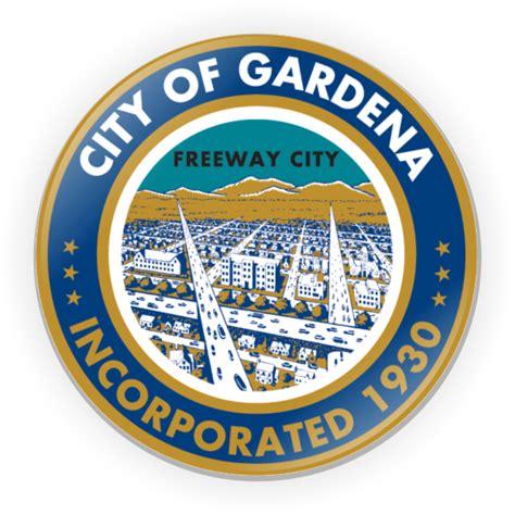 Gardena Ca Logo City Of Gardena City Of Opportunity