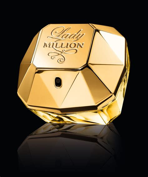 paco rabanne lady million ml eau de parfum spray