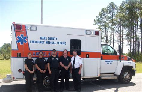 county ems ware county ems yourcountylocal