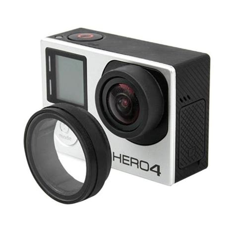 Gopro Protective Lens And Cover Original Clearance Stock lens protector for gopro hero3 3 and 4