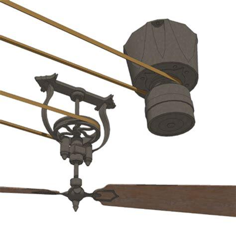Brewmaster Ceiling Fan by Brewmaster Ceiling Fan 3d Model Formfonts 3d Models Textures