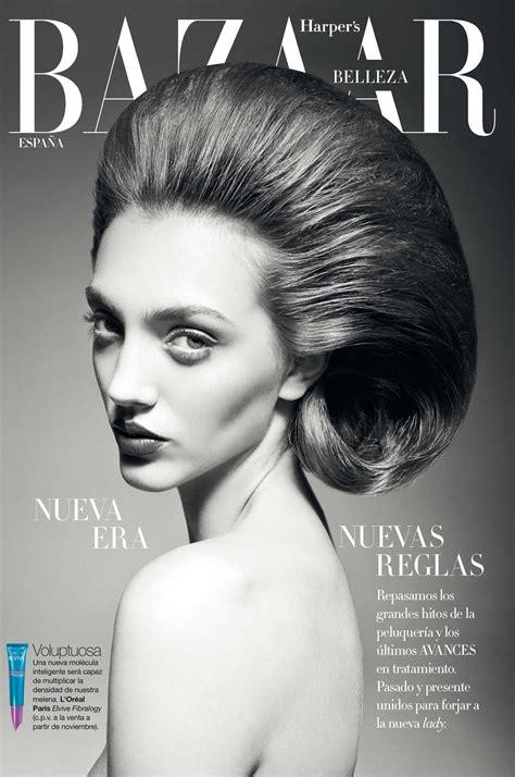 Harpers Bazaar Its Here 3 by S Bazaar Spain October 2013 Nueva Era Nuevas