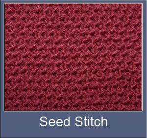 what is seed stitch knitting seed stitch create