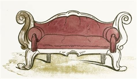 Upholstery Bench Furniture Clipart