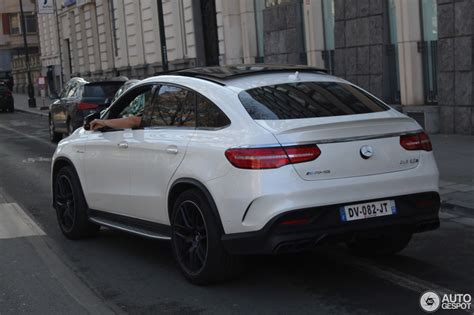 Mercedes Gle 63 Amg by Mercedes Amg Gle 63 S Coup 233 1 Maart 2017 Autogespot