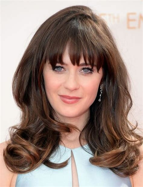 100 inspiration hairstyles with bangs for square faces page 6 hairstyles
