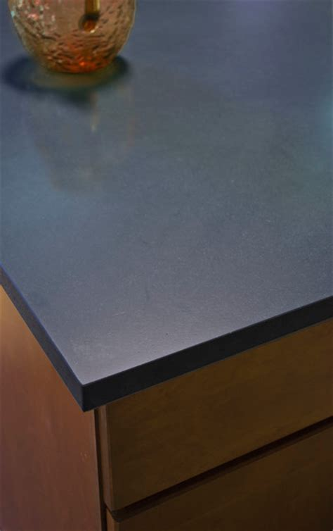 basalt black kitchen countertops by latera