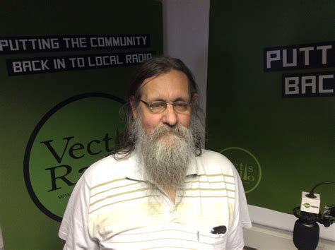 Chatting With Graham by Vectis Radio And Chip Chat With Graham Ruthven