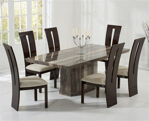 clawton marble dining table casalivin