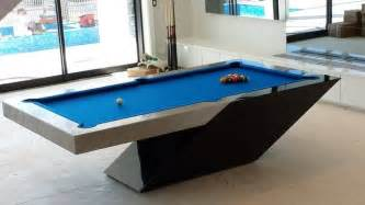 Cool Dining Room Tables modern pool table by mitchell exclusive billiard designs